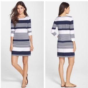 Lily Pulitzer Marlowe Coconut Stripe Dress